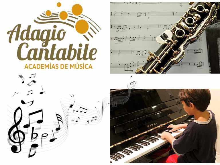 Academias de música | Adagio Cantabile
