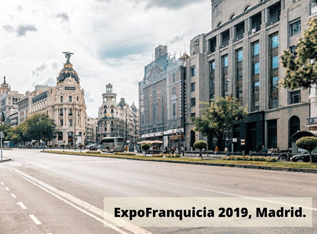 ExpoFranquicia 2019, Madrid.